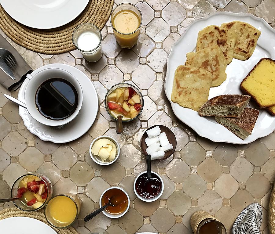 Msemmen: een heerlijke Marokkaanse pannenkoek