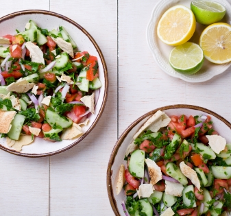 stock Salad Fattoush
