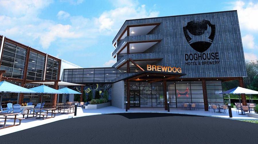 bierhotel BrewDog