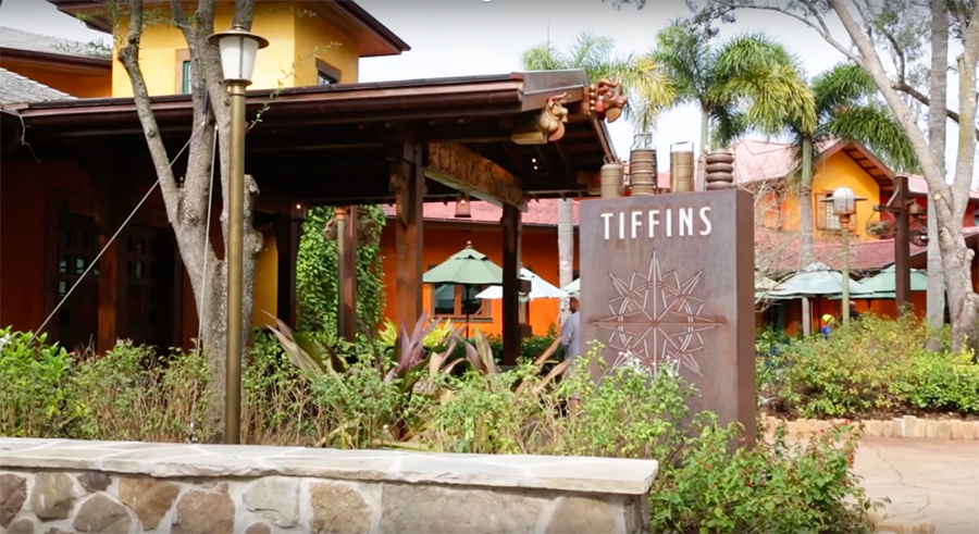 Tiffins Disney World