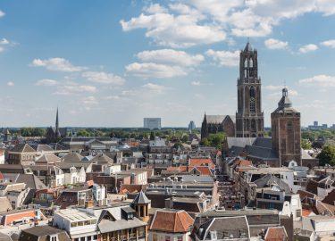 Utrecht foodmarkt