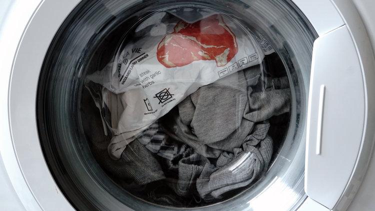 sous-vide wasmachine