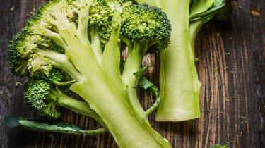steel van broccoli