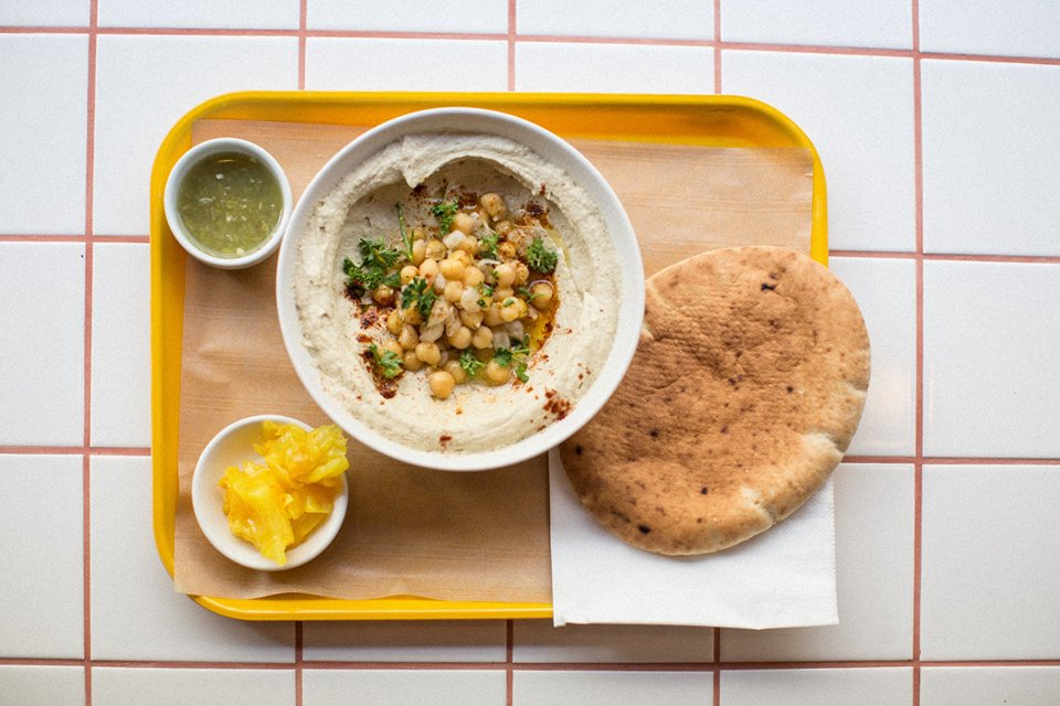 Hummus-hotspot