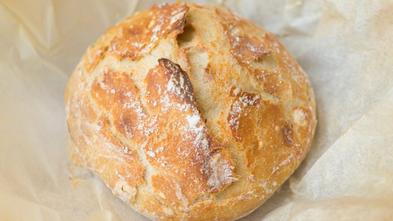 zelf brood bakken