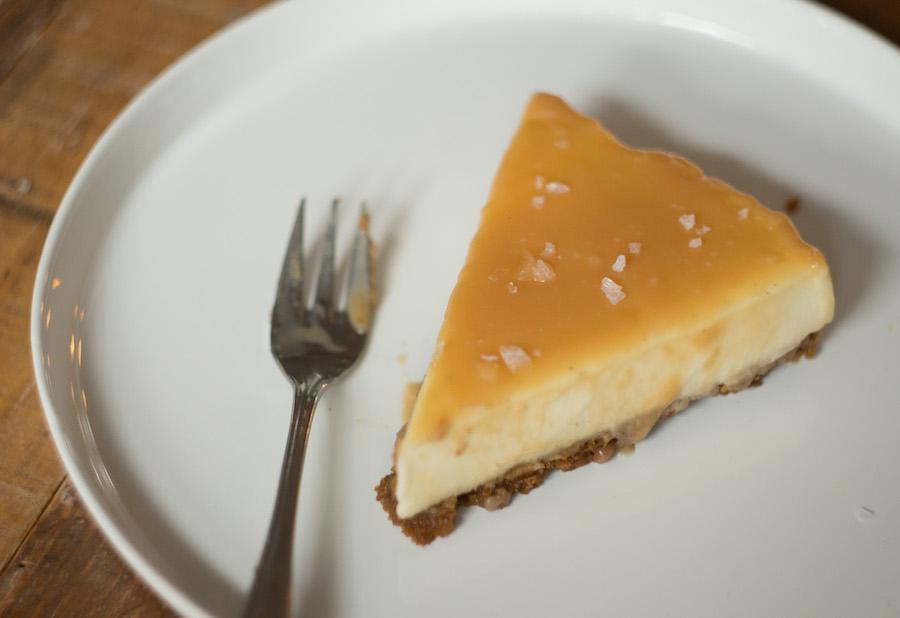 panna cotta taart