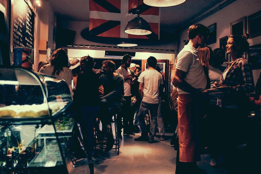 Café de Bayonne