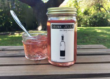 rosé-jam Drunk Jelly
