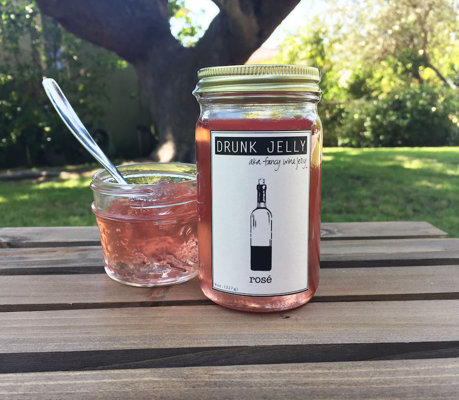 rosé-jam Drunk Jelly