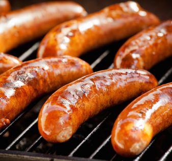 worstjes barbecue