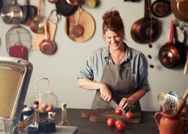 Koken met Van Boven