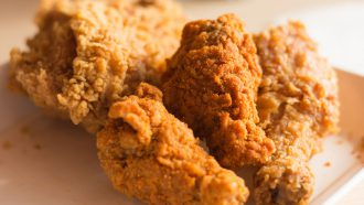 fried chicken in New York