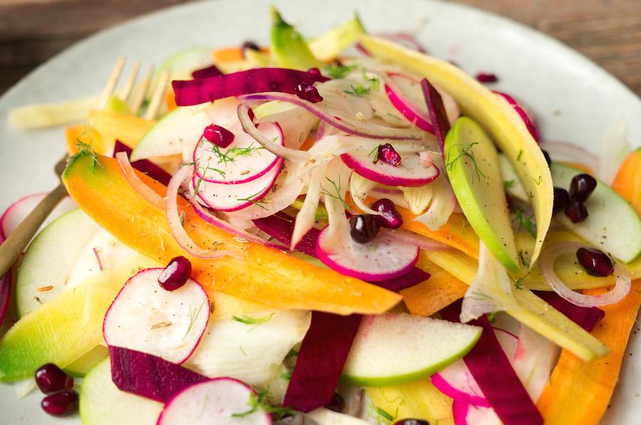 salade voor bij bbq