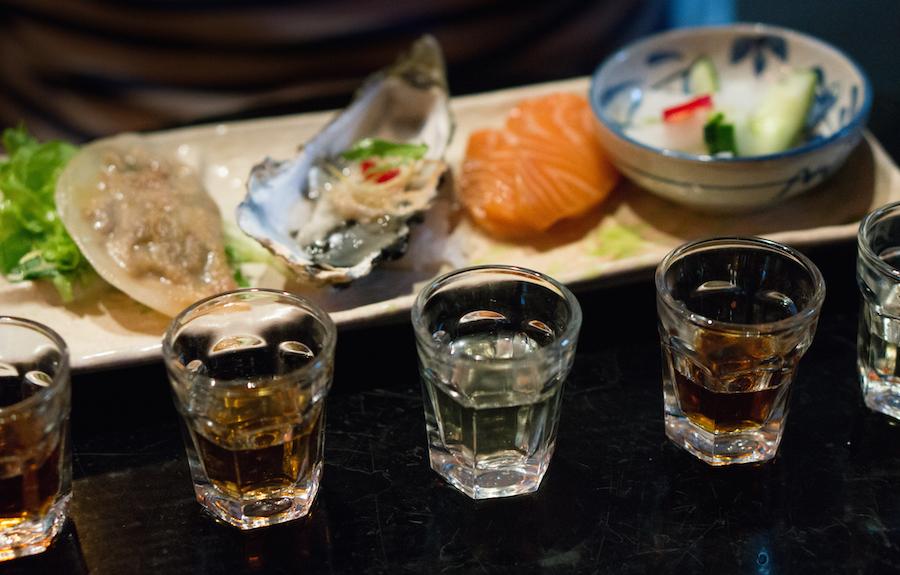 Japanse azijn