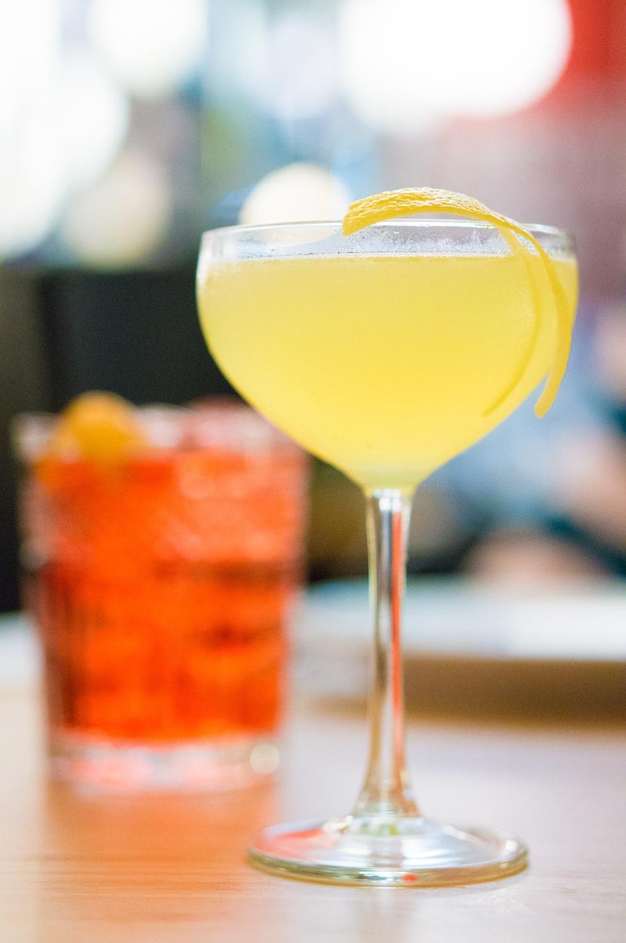 Danel Utrecht / cocktails
