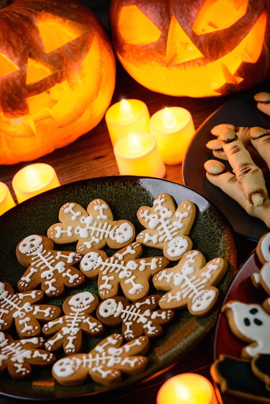 Halloween DIY ideeën