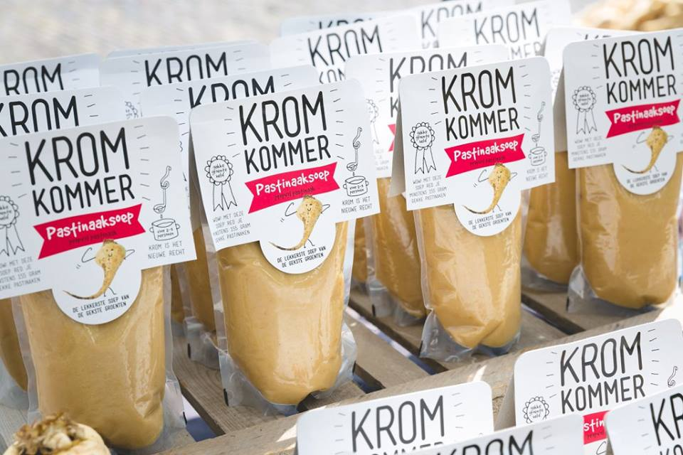 food waste / kromkommer