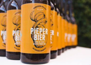 pieper bier / food waste