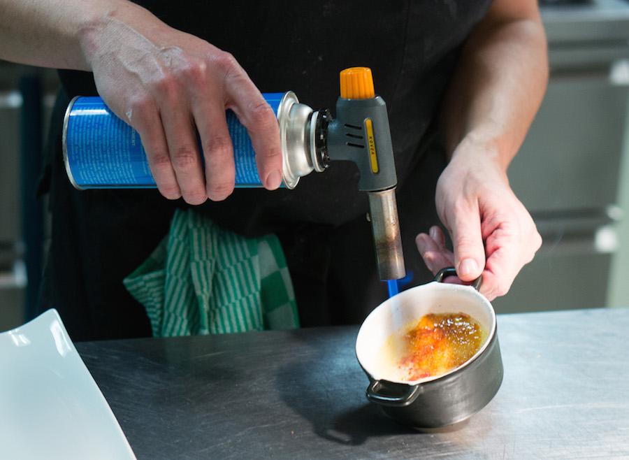 crème brûlée Loïc