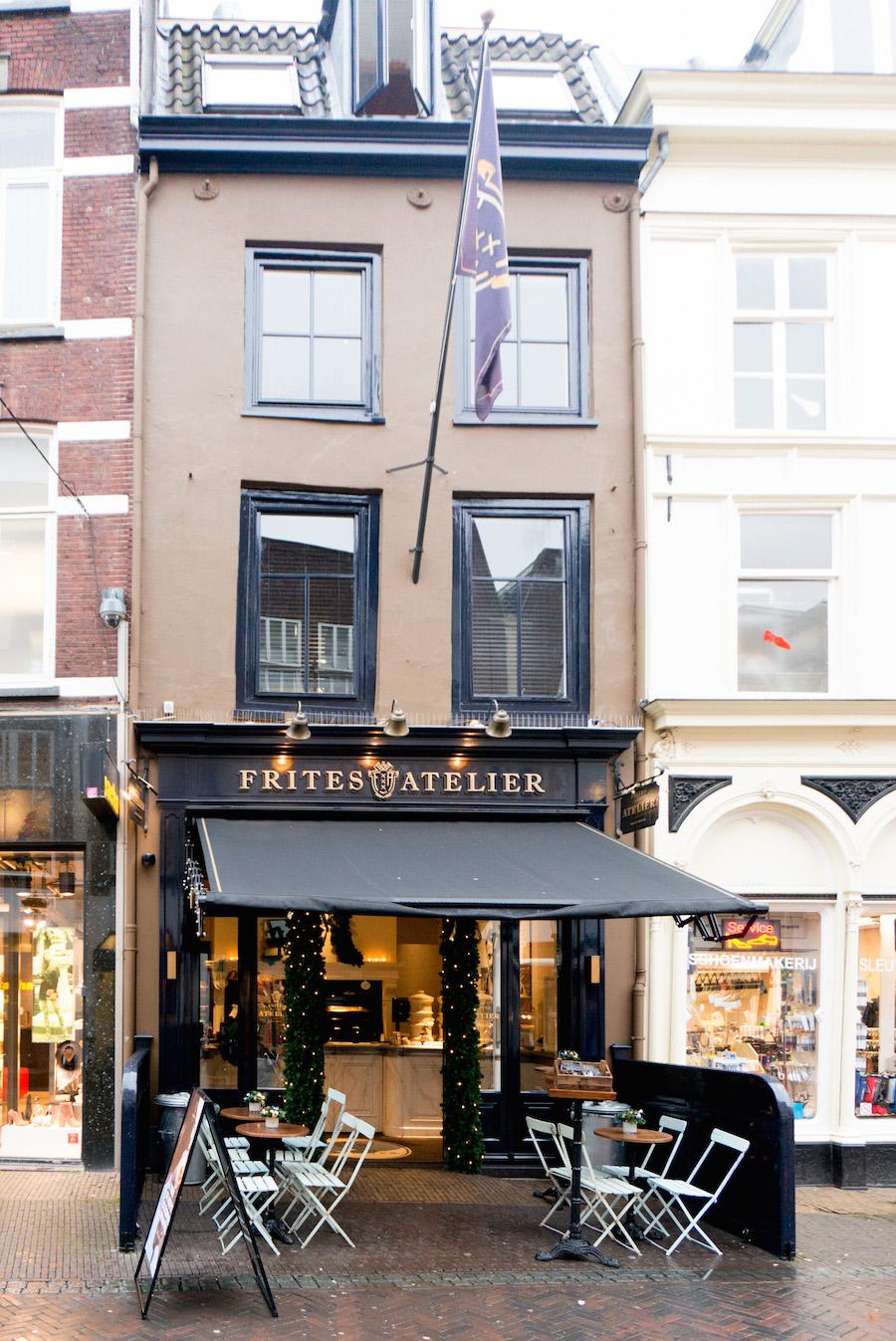 Frites Atelier Amsterdam in Utrecht
