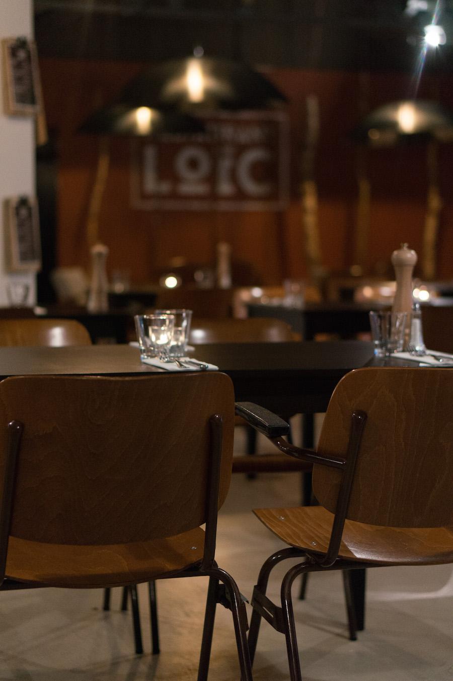 restaurant Loïc