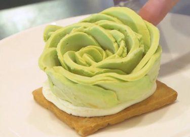 avocado-ijs / avocado toast