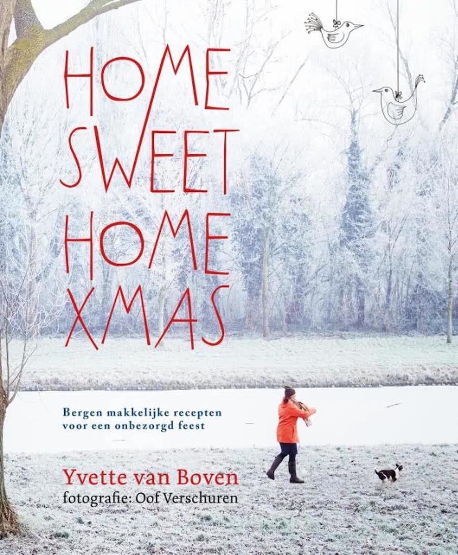 Home Sweet Home Xmas kerst kookboek