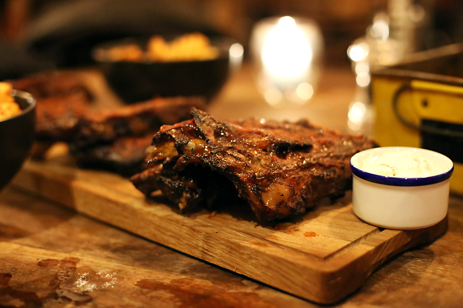 spareribs Pig & Punch
