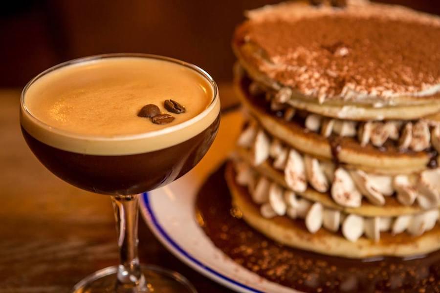 Espresso Martini pannenkoeken