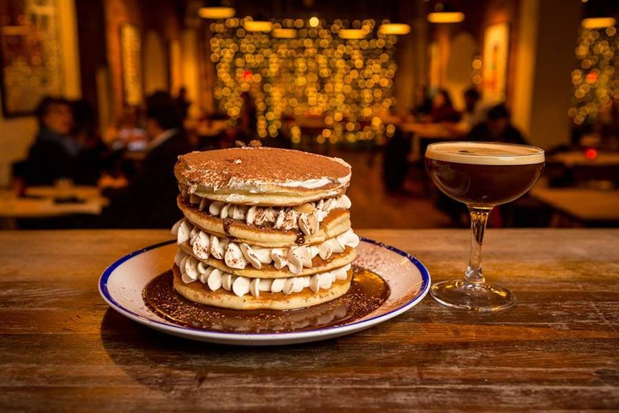 espresso martini-pancakes