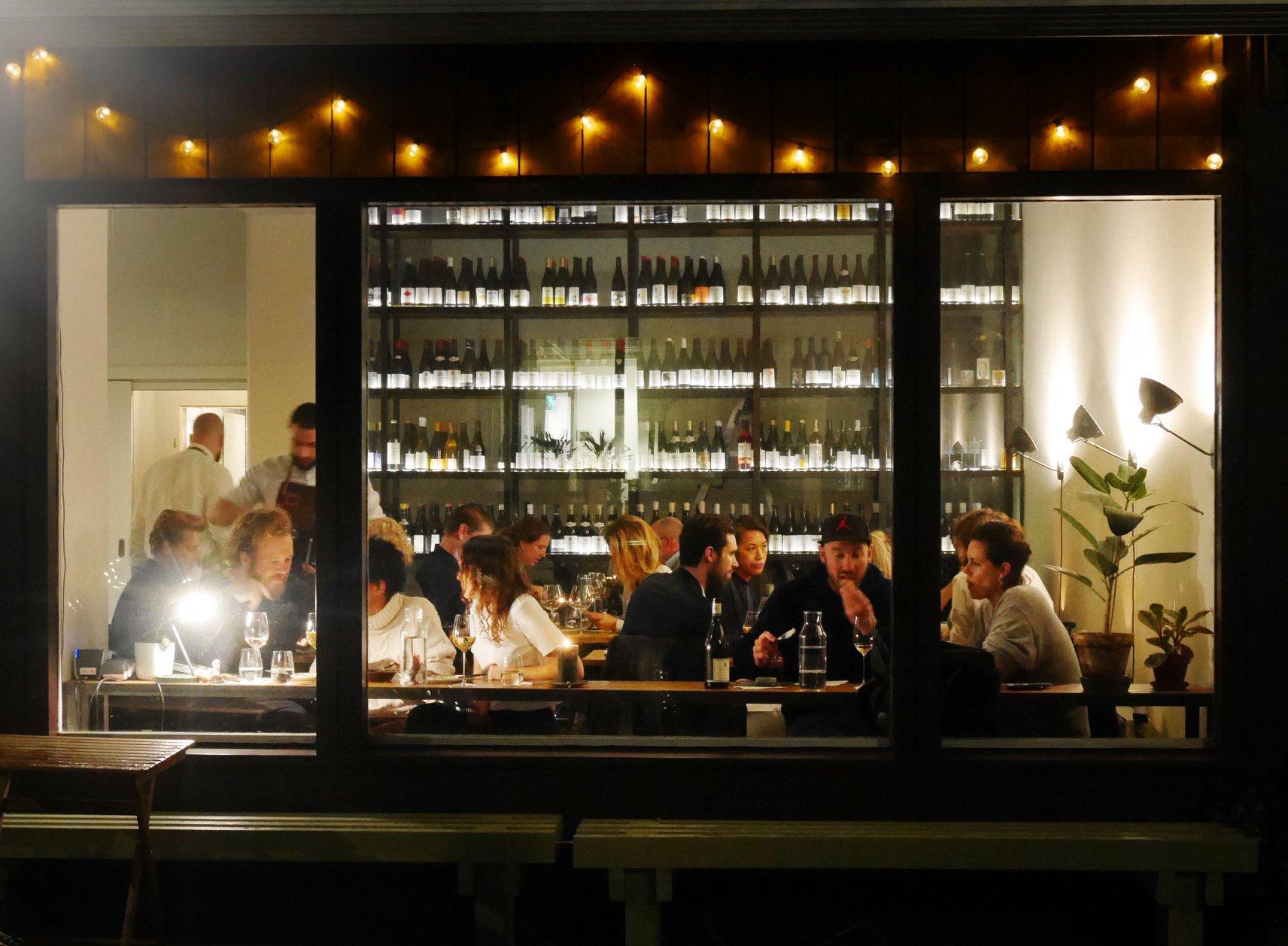 Restaurant 4850 in Amsterdam