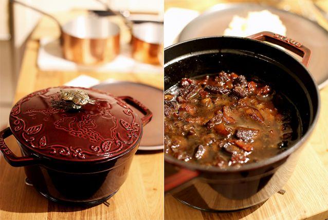 runderstoofvlees in de oven