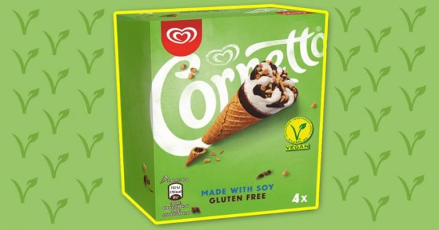 Vegan Cornetto