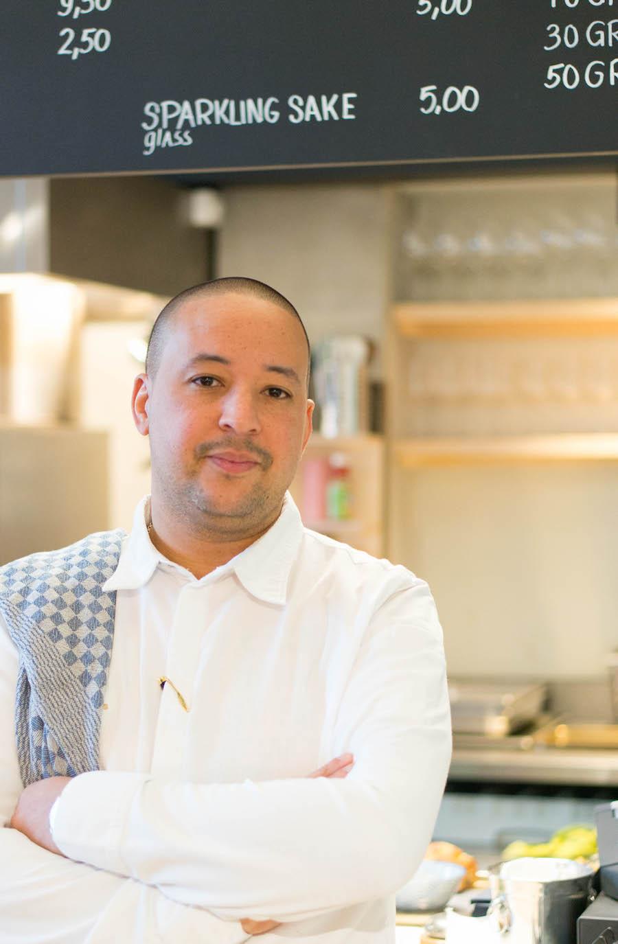 Francois Geurds Okonomiyaki Bar