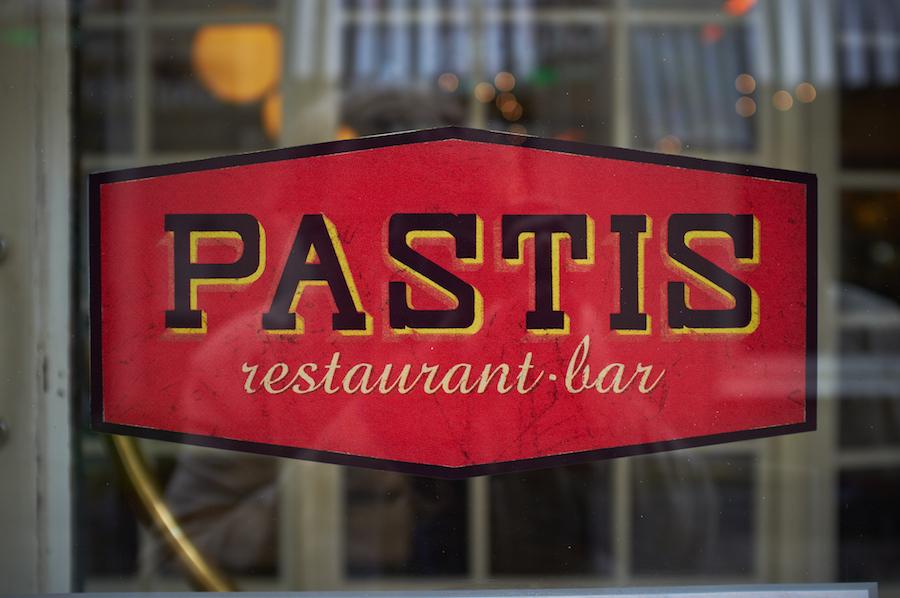 Pastis restaurant Frans
