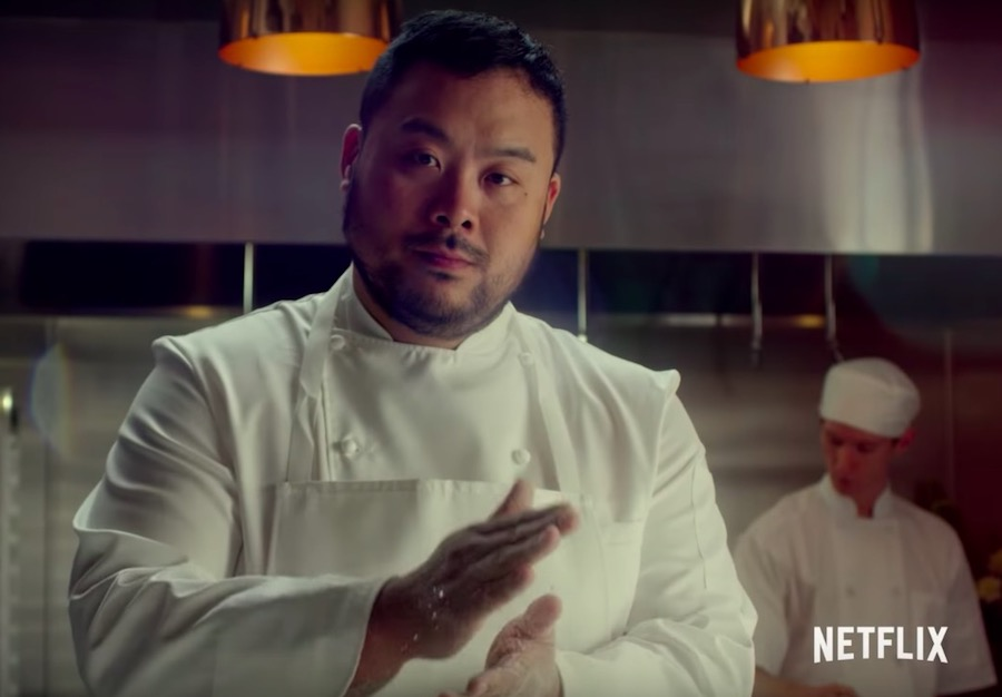 Ugly Delicious op Netflix