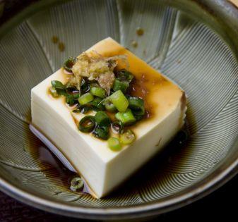 tofu blancheren