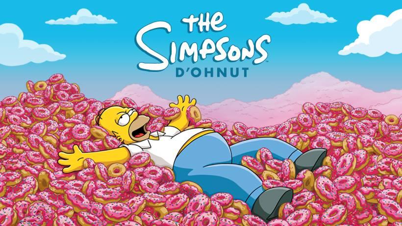 donut van The Simpsons