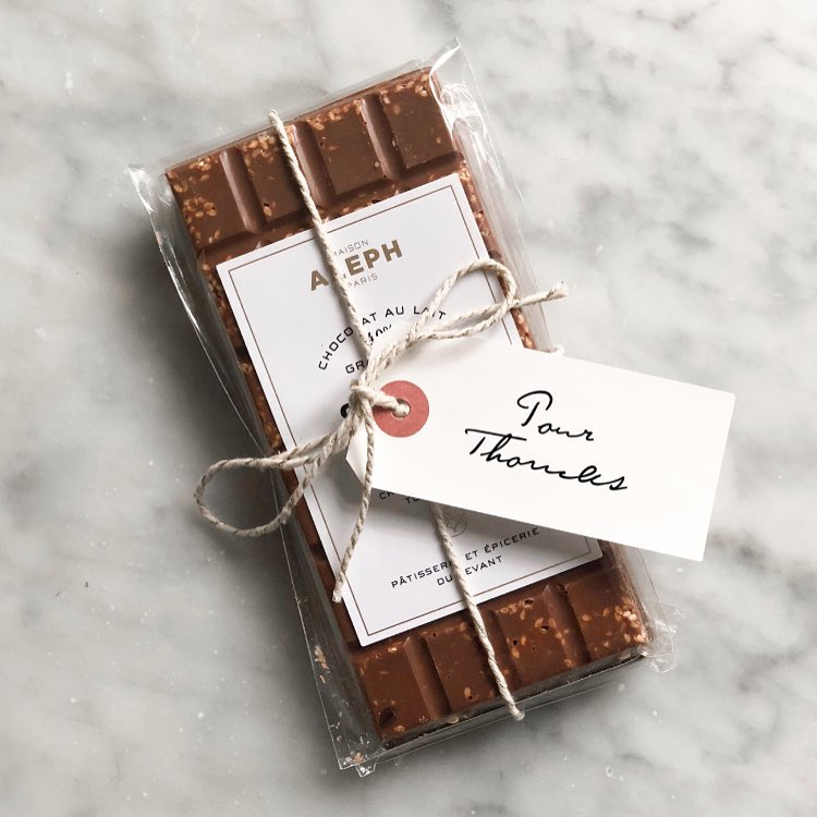 Maison Aleph chocolade