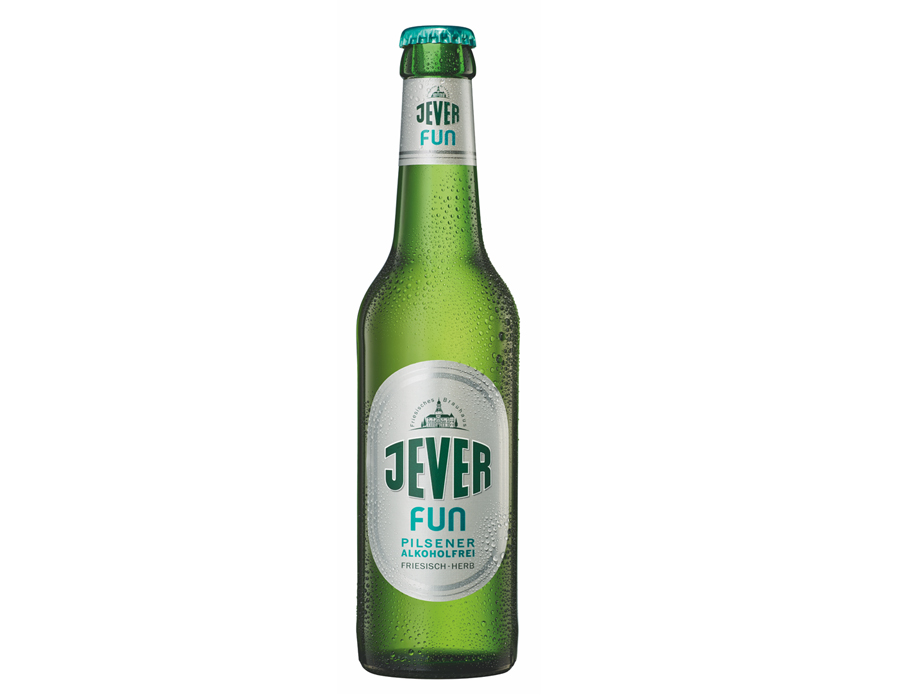 alcoholvrij bier Jever