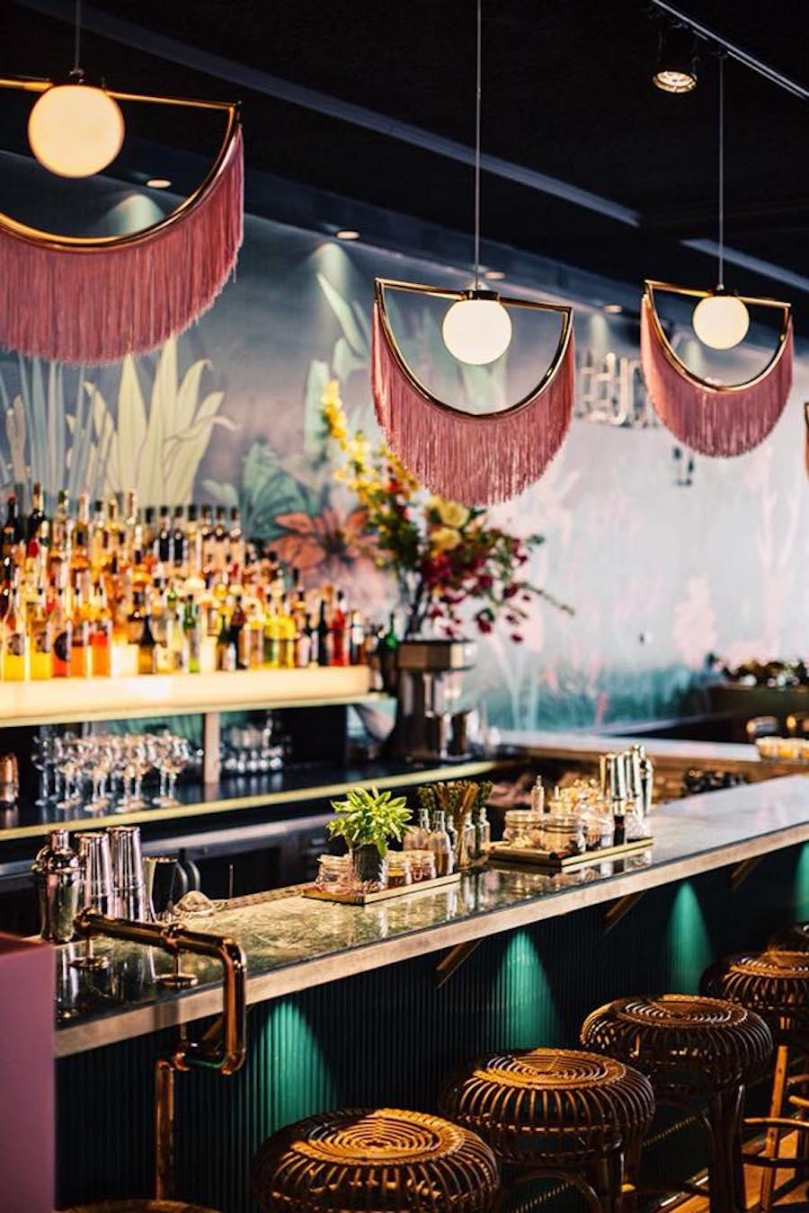 The Street Food Club Utrecht interieur