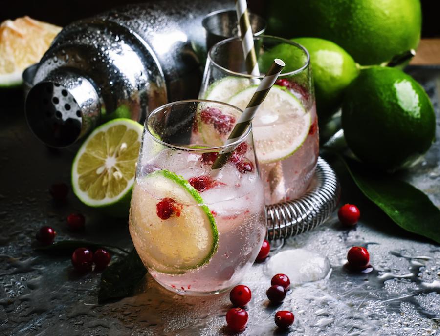 gin-tonic nog lekkerder