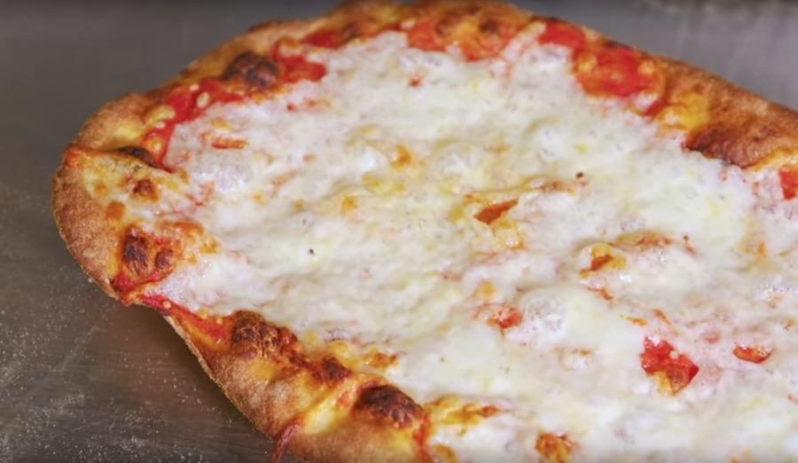 pizza uit Rome