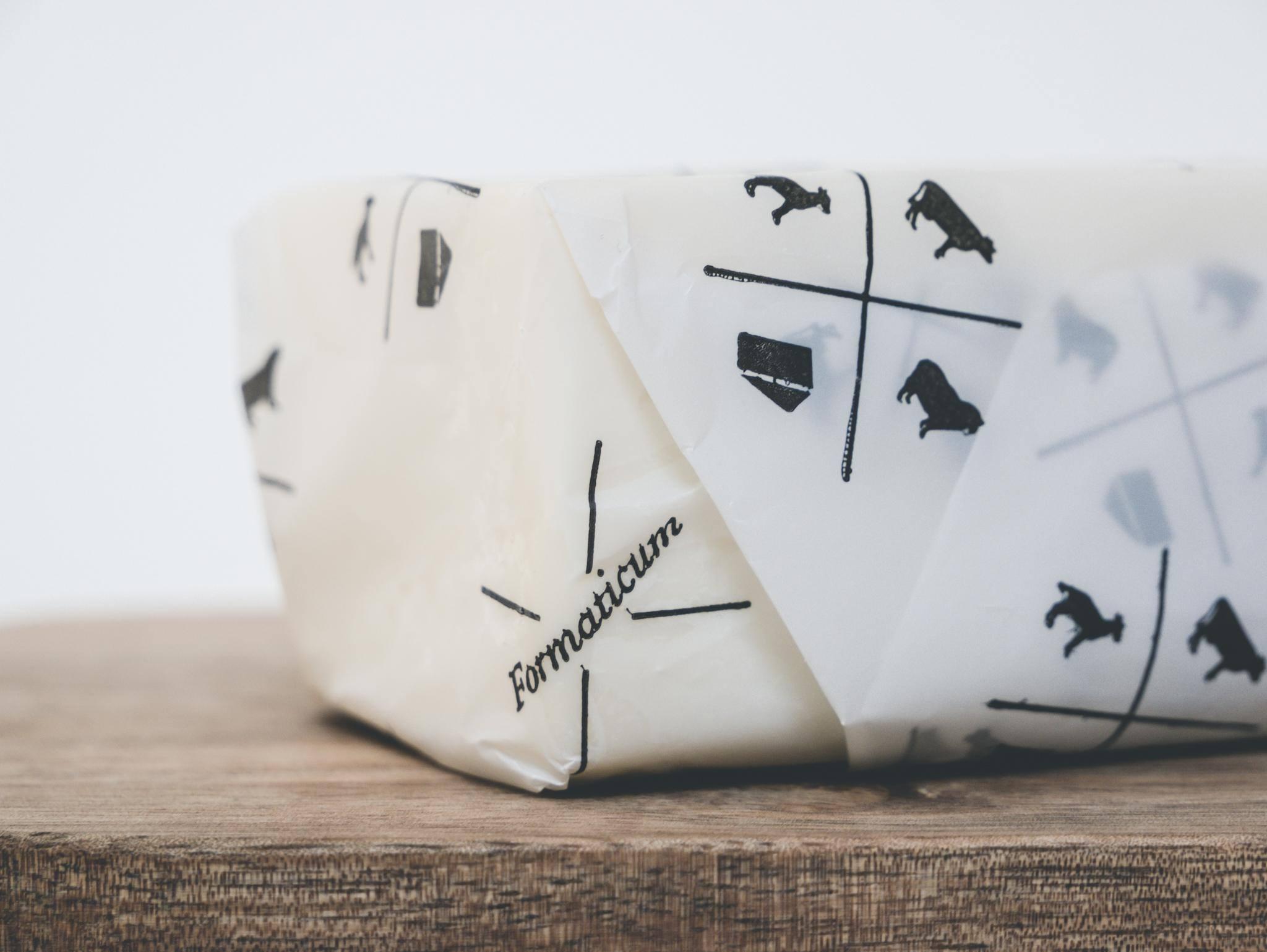 kaas bewaren verpakking