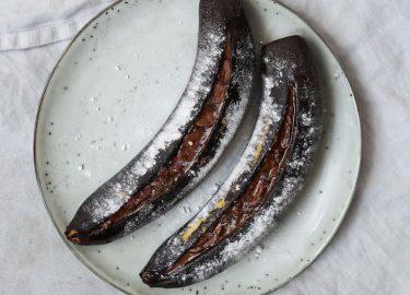 BBQ bananen