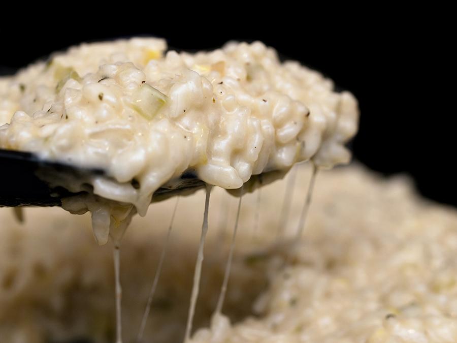 kaassoorten risotto