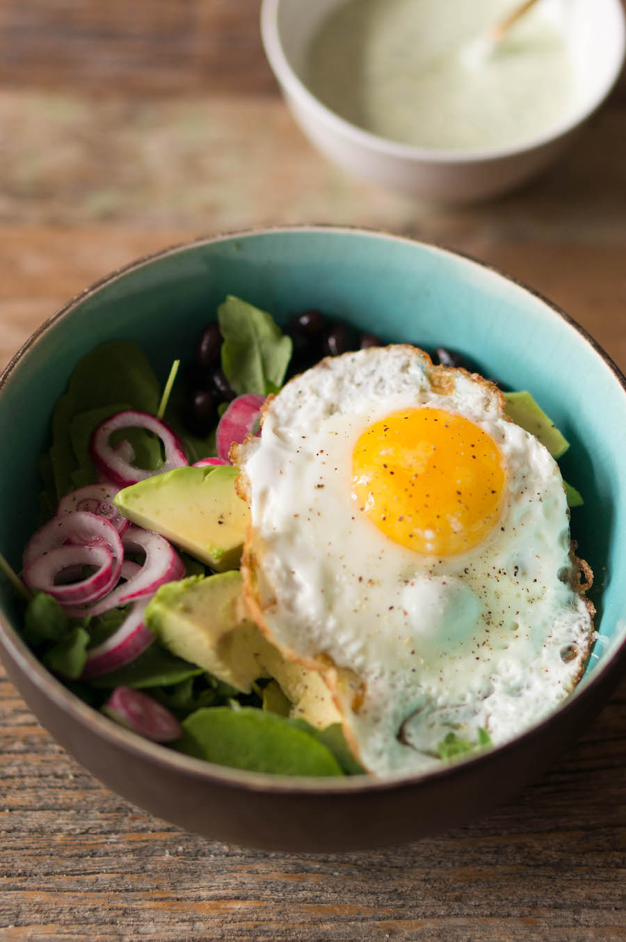 Breakfast bowl voor ontbijt