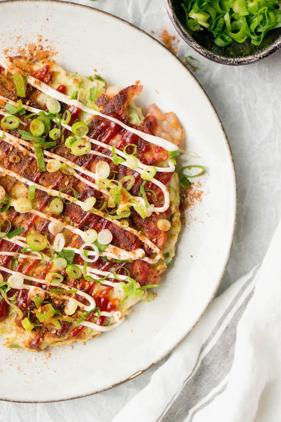 recept voor okonomiyaki