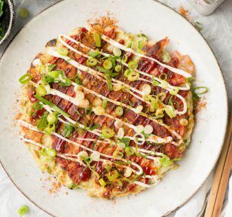 okonomiyaki recept