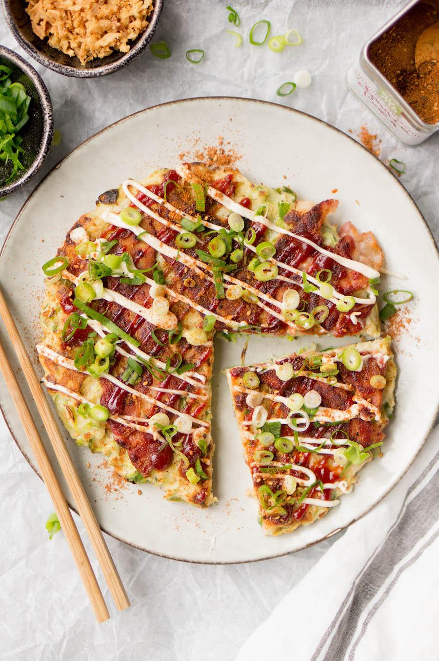 okonomiyaki maken